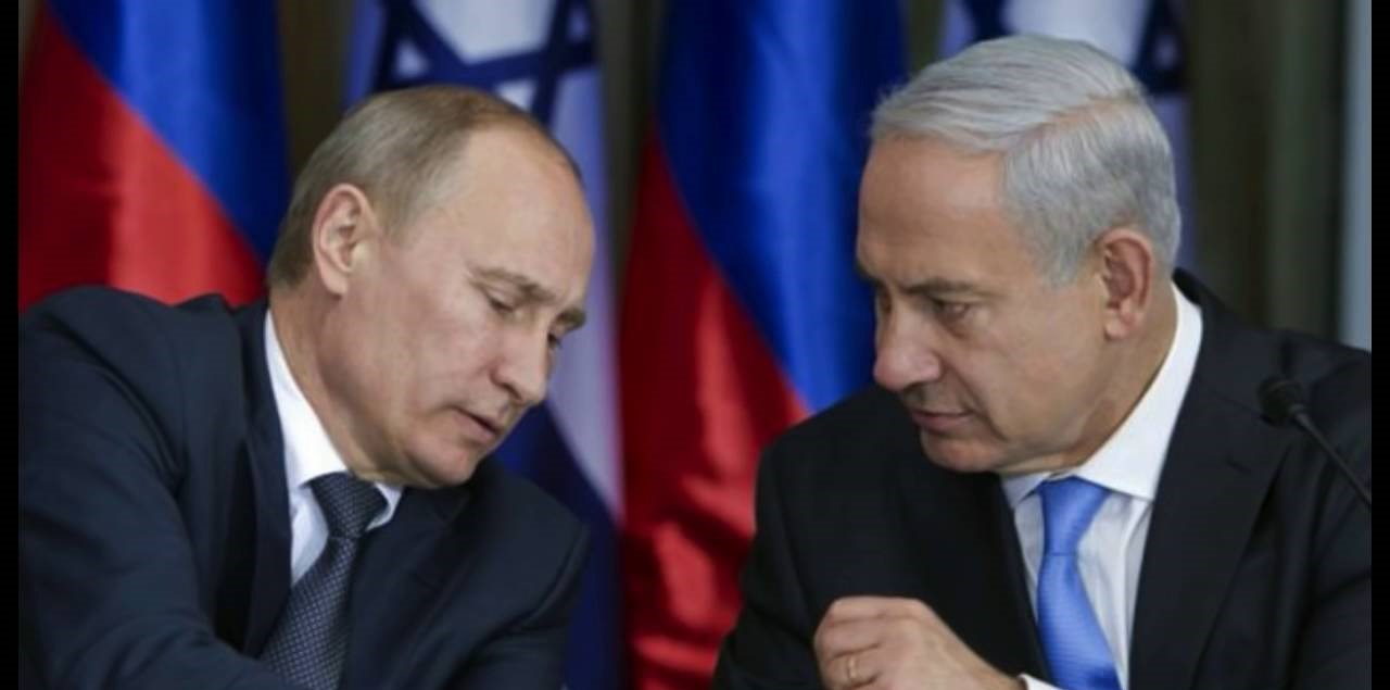 Putin says 'sorry cant help' to Israel and invites Iran to Israels border.
